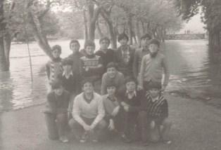 Fulgencio Cavia, Jaime Viñas, Esquiroz, José Luis Gómez Bañuelos, ...