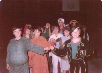 Zuazo Fiesta de disfraces