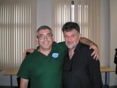 José Luis y Ion