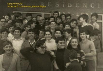 1974 03 27 Luis Ricceri en Urnieta
