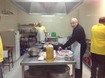 2013 Somalo Preparando la comida Ibañez, Arretxe