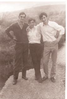 1970 Zuazo Joseba, Juanjo, Luis