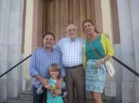 2013 09 02 Jesús Jiménez y familia
