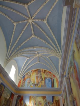 2017 04 08 VII KDD Antezana Visita a la iglesia (5)