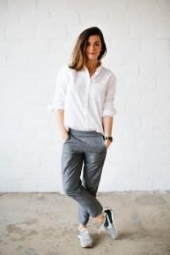 white-dress-shirt-grey-sweatpants-grey-low-top-sneakers-large_lookastic