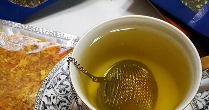 Steeped Tea and Saturdays