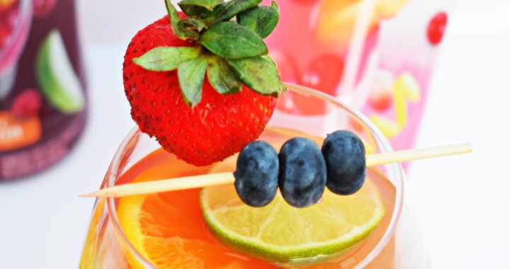 Mocktail Cocktails from Ocean Spray