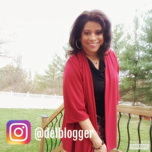 Antionette Blake, the Delaware Blogger