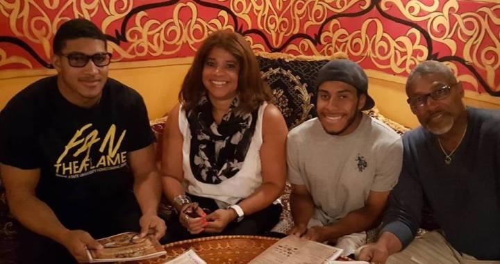 Family Dinner & the $200 Friday Night Fiasco