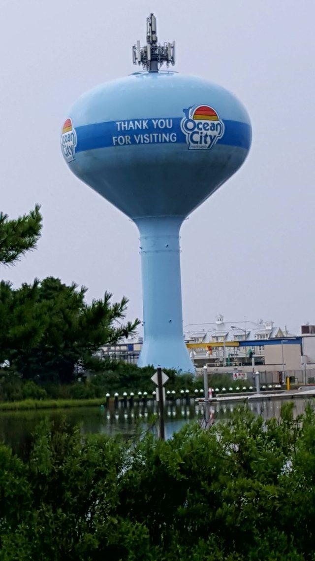 Ocean City Water Tower