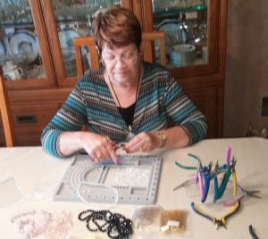 beaded jewelry maker in Delaware