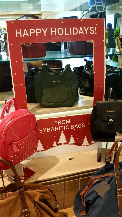 Sybaritic Bags Selfie Contest