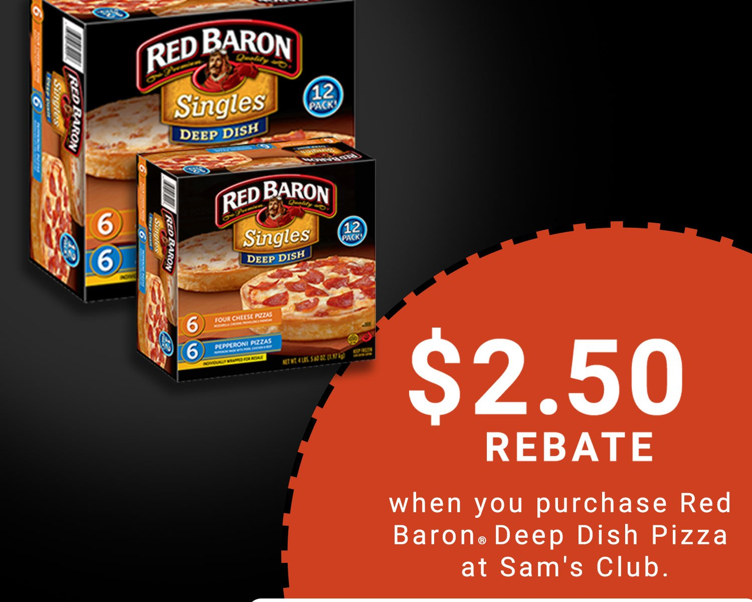 Red Barron Pizzas
