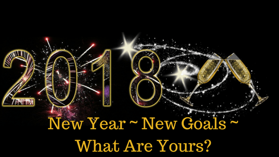 Setting Goals Not Making Resolutions ~ My Top 5