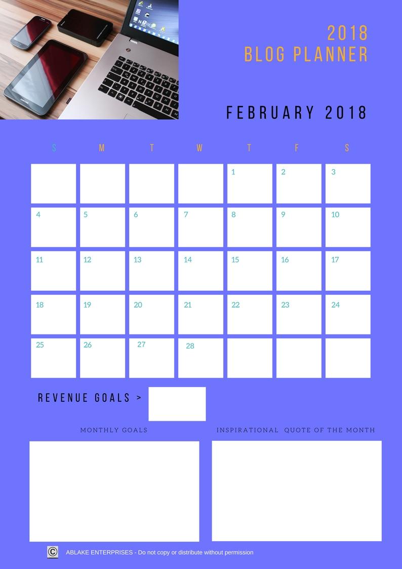 2018-blog-planner-ablakenterprises