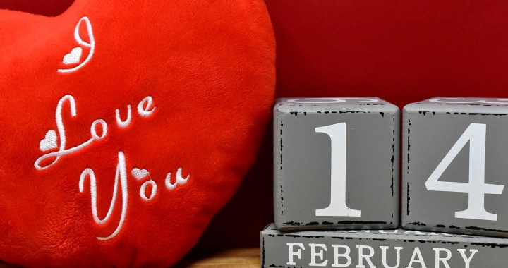 Moody's Mood For Love on Valentine's Day
