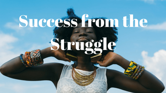Success From The Struggle – Chat with Connie Drummond