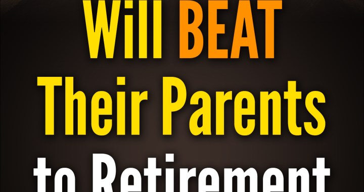 Boomers and Millennials & Retirement – Will Any of Us Be Ready?
