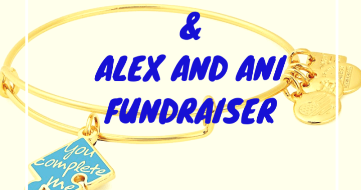 Autism Awareness & Alex and Ani Fundraiser