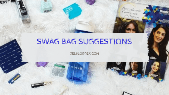Swag Bag Suggestions