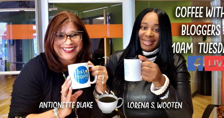 Coffee with Bloggers – Episode 2