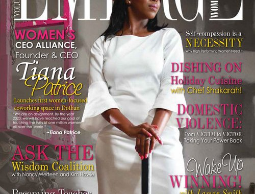 Emerge Woman Magazine Podcast Interview on Anchor FM