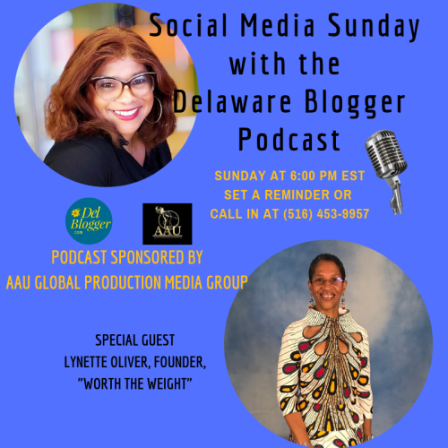 Social Media Sunday Podcast with the Delaware Blogger