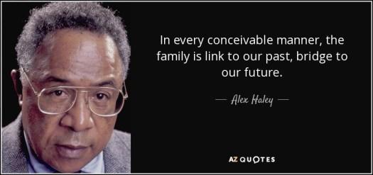 Alex Haley quote