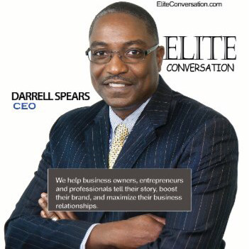 Darrell Spears, CEO of Elite Conversations