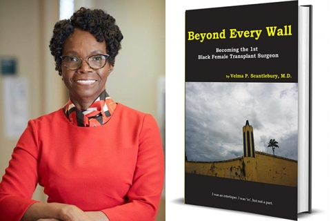 DelBlogger Podcast interview with Dr. Velma Scantlebury