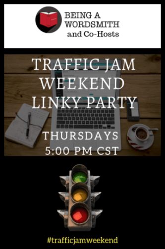 Traffic Jame Weekend Linky Party