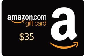 $35 Amazon Gift Card