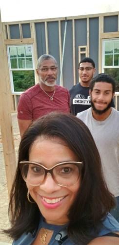 "Blake family building their ""Forever Home"" in Hickory Hollow, Smyrna, DE"