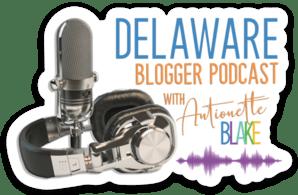 Delaware Blogger Podcast logo