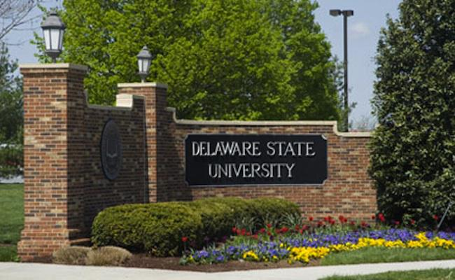 Delaware State University entrance