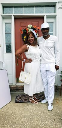 Hubby and I missed Le Diner en Blanc 2018