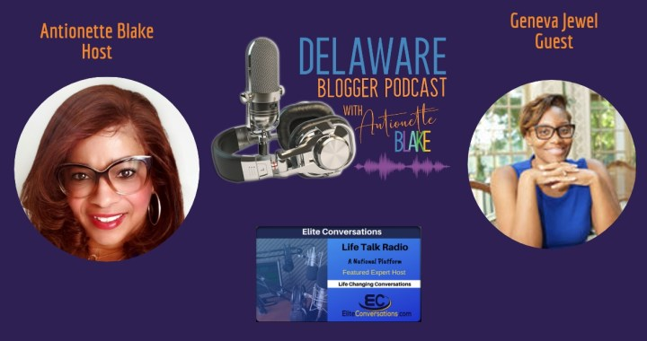 Out & About with Antionette Podcast Interview with Geneva Miller