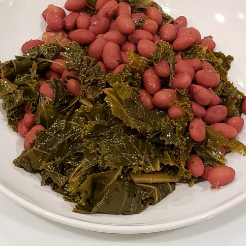 Red Beans and Kale