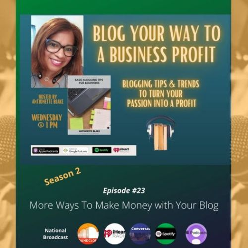 Blog Your Way to a Business Profit