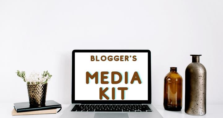 Blogger's Media Kit