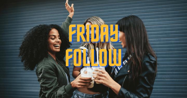 Friday Follow #FF
