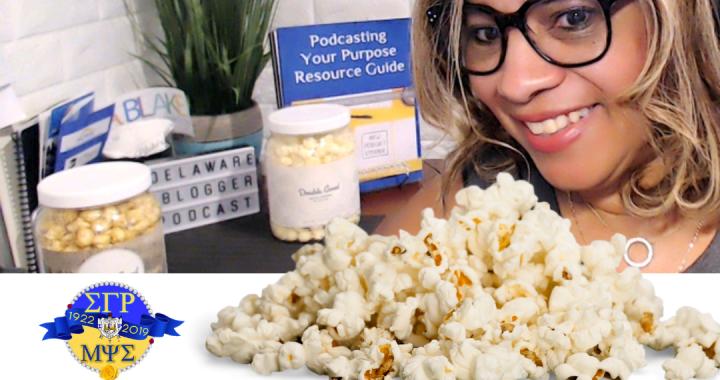 Podcasts & Popcorn
