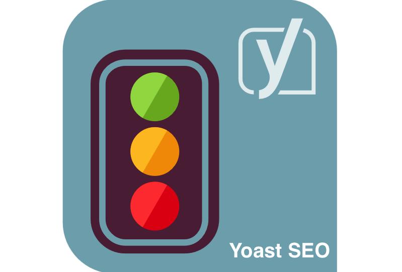 Guía Yoast SEO plugin para WordPress. Yoast SEO logo