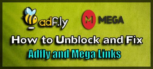 fix Adfly links not loading