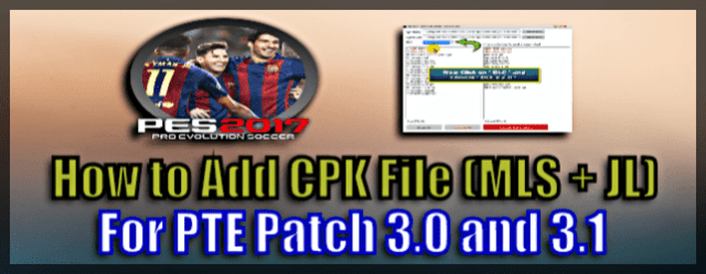 Add CPK file for PTE Patch 3 and 3.1 (PES 2017)