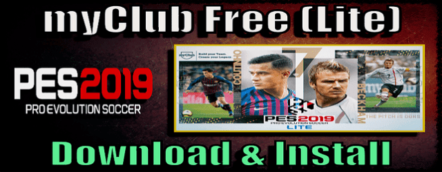 telecharger pes 2019 pc