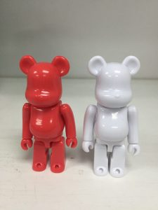 bearbrick and delcies charity work (3)