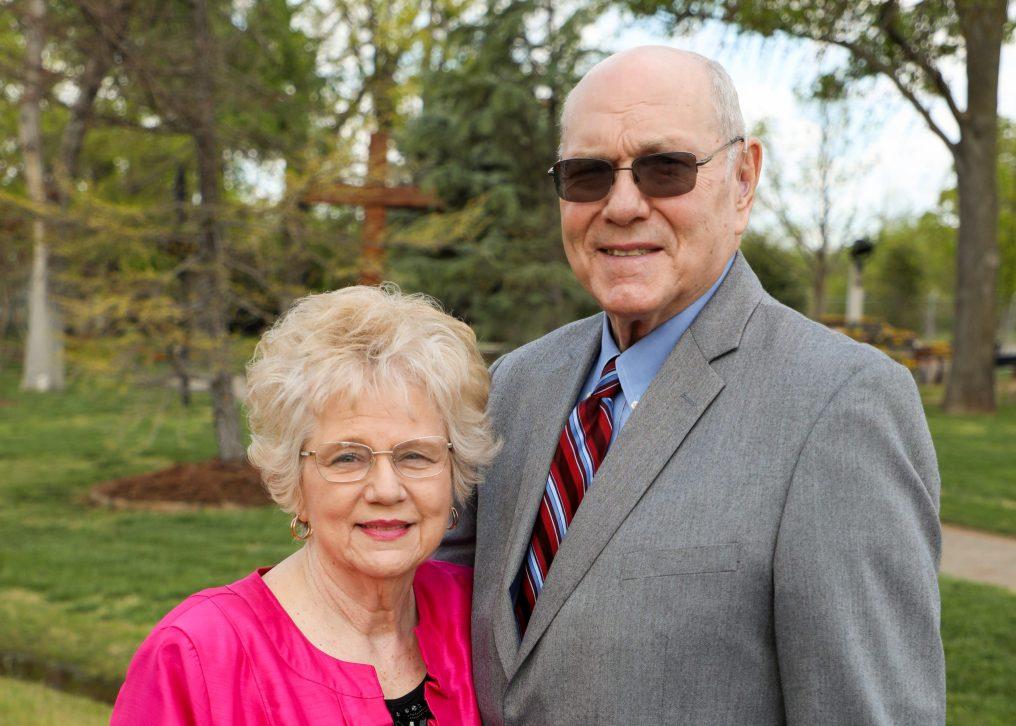 Elmer and Wanda Cochran
