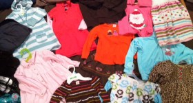 Shopping Tips for Visiting Kid Consignment Sales