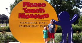 FAMILY FUN DEAL: $150 for a One-Year Family Membership to Please Touch Museum and Elmwood Park Zoo ($285 Value)
